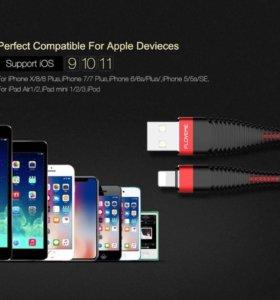Зарядный кабель на айфон FLOVEME