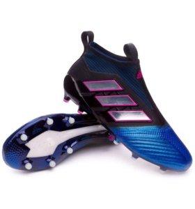 Бутсы Adidas Ace +17 purecontrol оригинальные