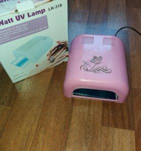 Уф-лампа с таймером