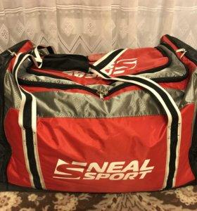 баул хоккейный сумка 36 дюймов