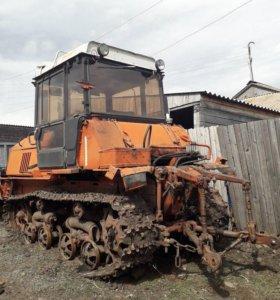 Гусеничный трактор ВТ-100