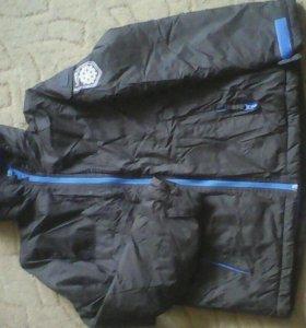 Куртка подростковая для мальчика
