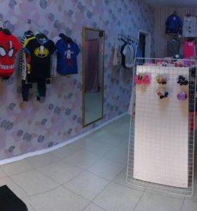Магазин Детской одежды известной фирмы Н&М