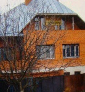 Коттедж, 293 м²