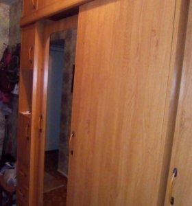 Прихожая 2 шкафа
