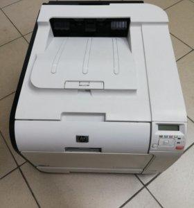 Цветной HP LaserJet Pro 400 Color M451dn