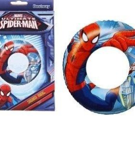 Надувной круг (человек паук)