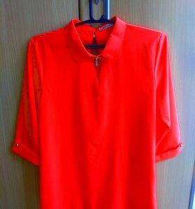 Блузка новая, размер 44