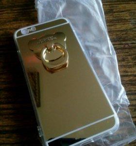 Бампер для айфон 6.