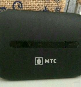 3G / Wi-Fi роутер МТС 424D (Huawei E5330)