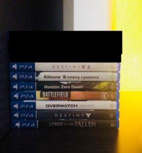 Продам Игры PS4(Полная цена в описании)