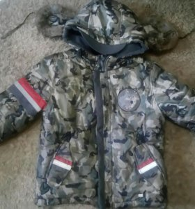 Куртка детская Orby