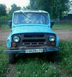 УАЗ 3151, 1995