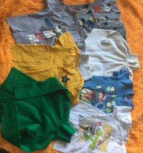 Вещи на мальчика 4 лет