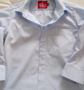 Рубашка для мальчика 122