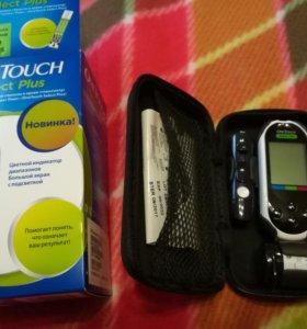 Глюкометр OneTouch Select Plus