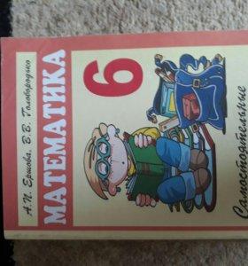 Книга по математике 6 класс