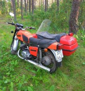 Продам мотоцикл Иж юп 5