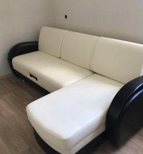 диван из эко кожи