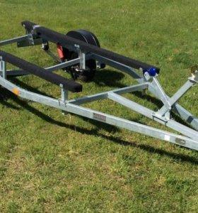 Новый прицеп для лодки/катера длиной до 5 метров