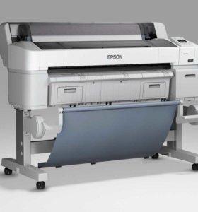 Принтер epson SureColor SC-T5000