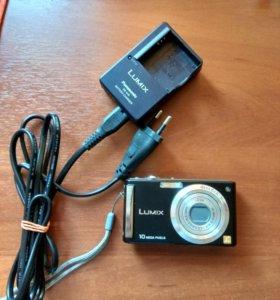 Фотокамера Panasonic Lumix DMC-FS5 черный