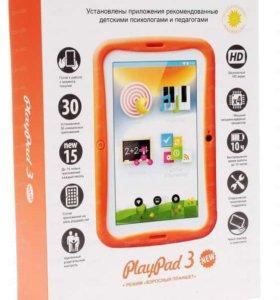 Детский планшет Playpad 3