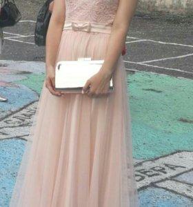 Платье вечернее, на выпускной, на любое торжество