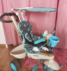 Велосипед детский Smart Trike Dream 4 в 1 синий