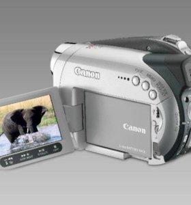 Камера Canon DC22