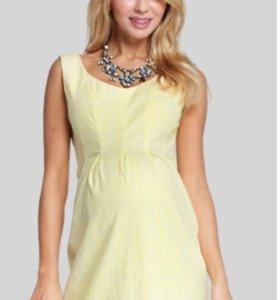 Вечернее платье для беременных Happymum