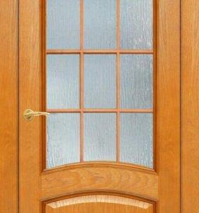 Межкомнатная дверь, новая!