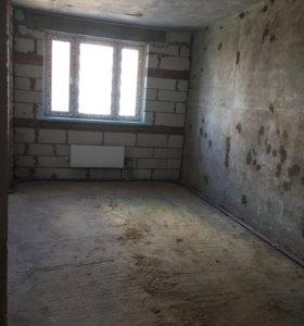 Квартира, 1 комната, 42.4 м²