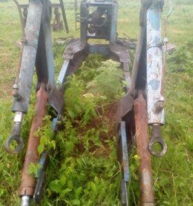 Навеска на трактор