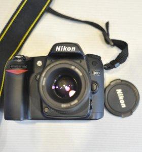 Nikon D80 + nikkor 50mm f1.8D