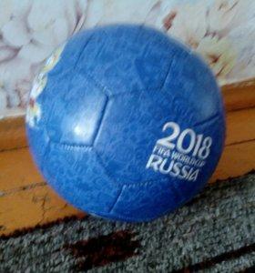 Мяч футбольный FIFA World Cap 2018 Zabivaka