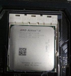 Процессор AM3 AMD Athlon X460