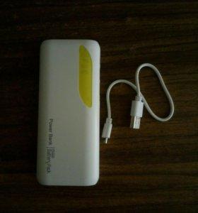 Внешний аккумулятор зарядное устройство