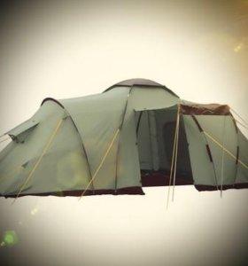 Палатка BTrace Ruswell 6 мест Green