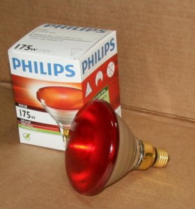 Продам инфракрасную лампу Philips 175 Ватт