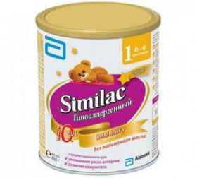 Similac Молочная смесь ГА1 400г