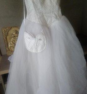 Свадебное платье и наряд на второй день