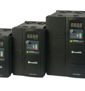 Преобразователи частоты 0,4 кВт - 132 кВт