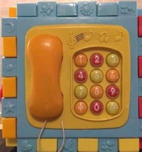 Куб логический PlayGo.