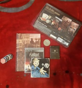 PS3 Fallout New Vegas Collector's edition