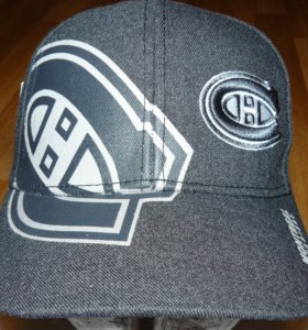 Новая бейсболка Adidas NHL Pro Montreal Canadiens