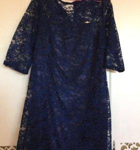 Совсем новое платье