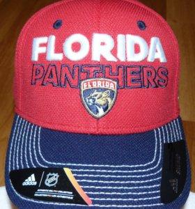 Новая бейсболка Adidas NHL Pro Florida Panthers