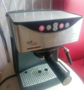 Кофе машинка redmond