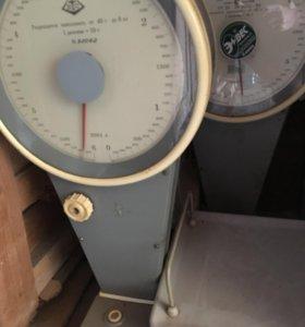Весы циферблатные